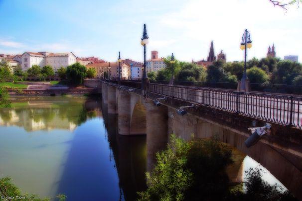 El Camino - Day 11, to Logroño, Spain