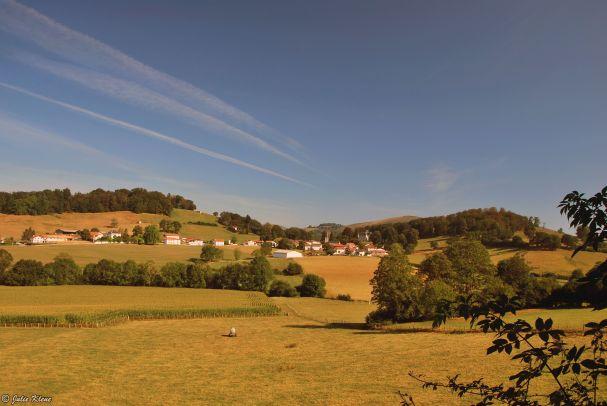 El Camino - Day 3, to St-Jean-Pied-de-Port, France