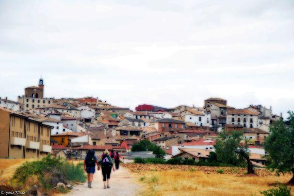 El Camino - Day 9, to Villatuerta, Spain