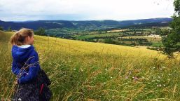 Balduc hike, Mende, France