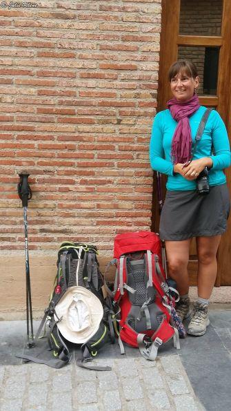 El Camino - Day 14, to Grañon, Spain