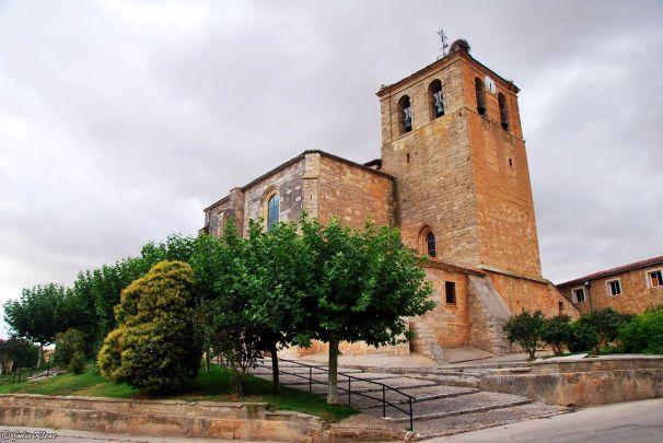 El Camino - Day 17, to Tardajos, Spain