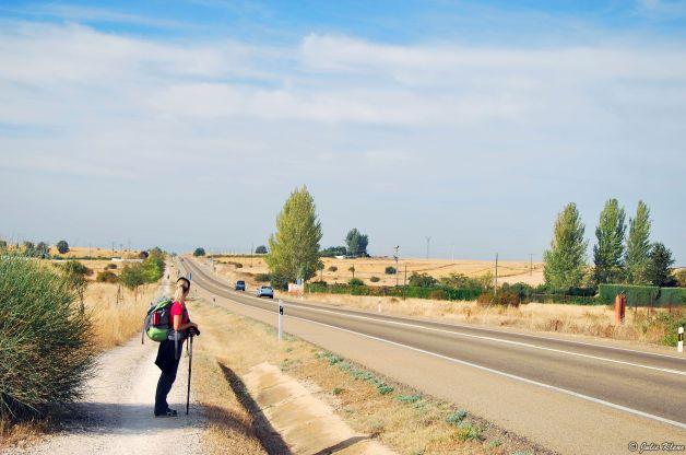 El Camino - Day 25, to San Martin del Camino, Spain