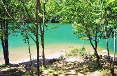Villefort Lake hike, Mende, France