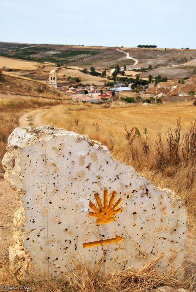 El Camino - Day 18, to Castrojeriz, Spain