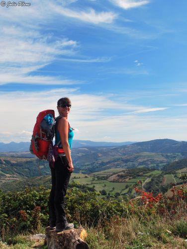 El Camino - Day 31, to Triacastela, Spain
