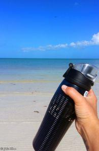 Zero Waste coffee-to-go, Holbox island, Mexico