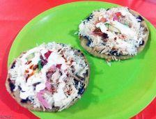 Sopes in El Patio de Clementito, Holbox island, Mexico