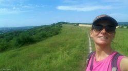 Hiking GR2, Normandy, France