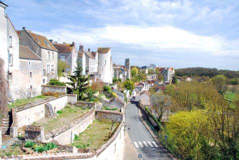 GR13, Souppes-sur-Loing to Dordives, Paris, France