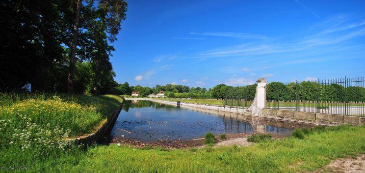 GR11, Fontainebleau - Morets-sur-Loing, Paris, France