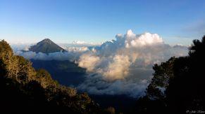 Acatenango & Fuego hike, OX Expeditions, Antigua, Guatemala