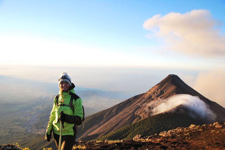 L'Ascension incroyable des volcans Acatenango & Fuego, avec OXExpeditions