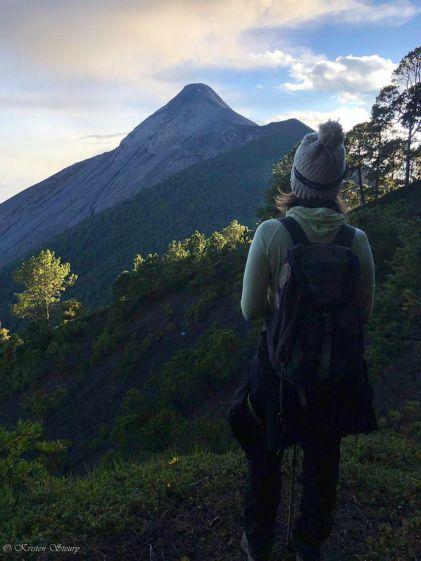 Acatenango & Fuego hike, OX Expeditions, Antigua, Guatemala (@ Kristen Steury)
