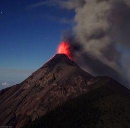 Acatenango & Fuego hike, OX Expeditions, Antigua, Guatemala (@ Miranda Tiedt)