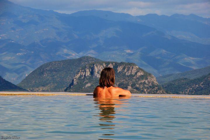 Immanquable depuis Oaxaca: les piscines naturelles de Hierve ElAgua