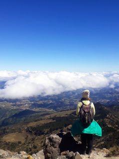 Tajumulco volcano hike, Guatemala