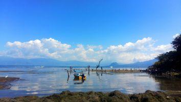 San Pedro la Laguna, Lake Atitlan, Guatemala