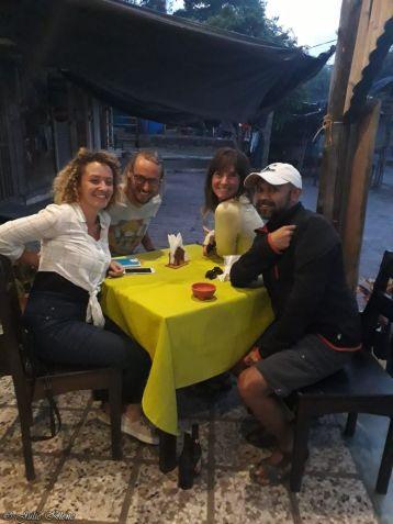 With Bettina & Nicolas, Santiago, Lake Atitlan, Guatemala