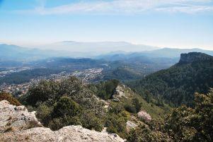 Hiking Vallon de Figuière, Saint-Savournin, Provence, France