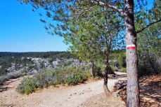 Hiking Les Infernets & la Petite Mer, Aix-en-Provence, France
