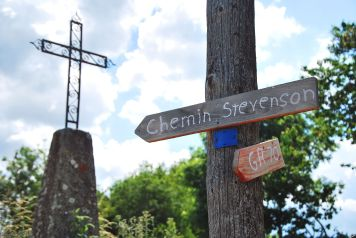 Chemin de Stevenson, GR 70, Cévennes, France