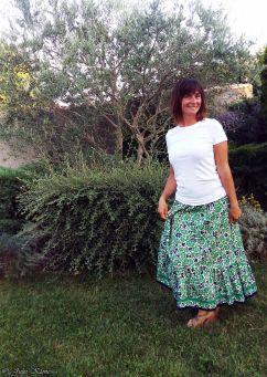 Zero Waste, second-hand dress, Aix-en-Provence, France