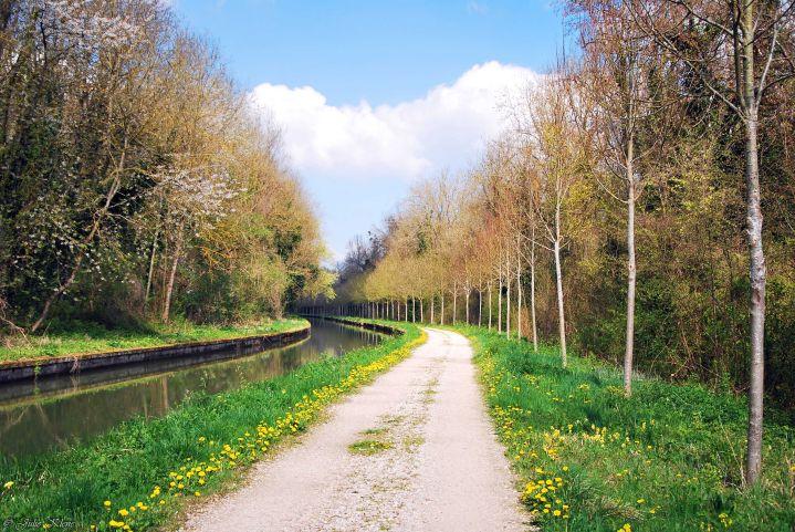 Randonner le long du Canal de l'Ourcq (en 5étapes)
