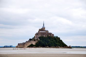 Mont Saint-Michel, Normandie, France