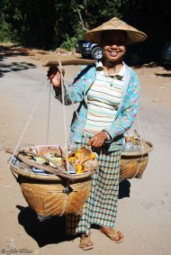 Mt Popa & Kalaw, Myanmar