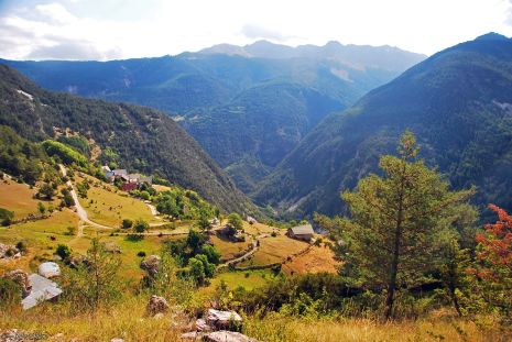 Tour du Queyras GR58, Ceillac, France