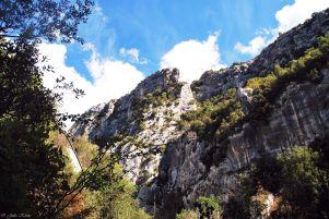 Sentier Martel, Gorges du Verdon, France