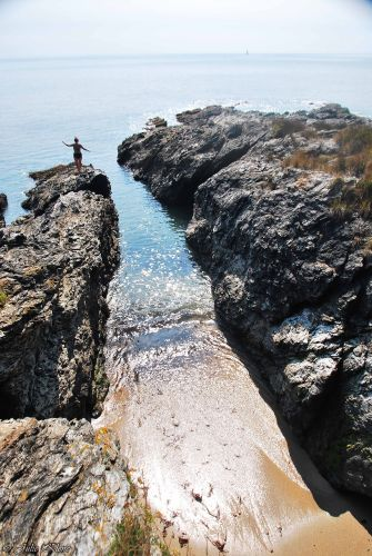 Île de Groix, Bretagne, France