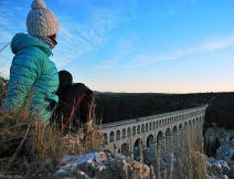 Aqueduc de Roquefavour, Aix-en-Provence, France