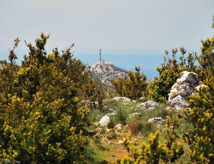 2 jours à pied sur le Tour de la SainteVictoire